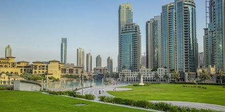 Dubai Downtown, De Forenede Arabiske Emirater.