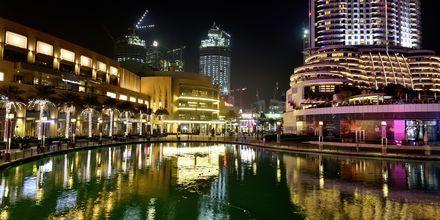 Dubai Downtown i De Forenede Arabiske Emirater.