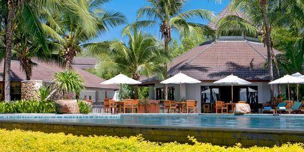 Hotel Dusit Thani Beach Resort i Klong Muang på Krabi, Thailand.