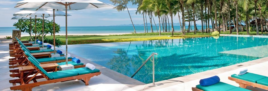 Hotel Sheraton Krabi Beach Resort.