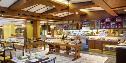 Restaurant Laguna Cafe på hotel Dusit Thani Laguna Phuket i Bangtao Beach