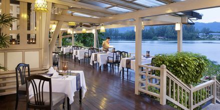 Smuk udsigt fra Ruen Thai på hotel Dusit Thani Laguna Phuket i Bangtao Beach