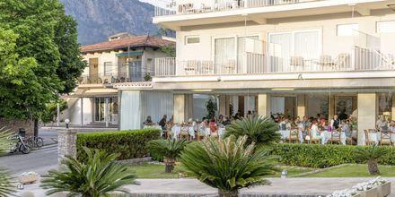 Restaurant på Hotel Eden, Puerto de Sóller, Mallorca.