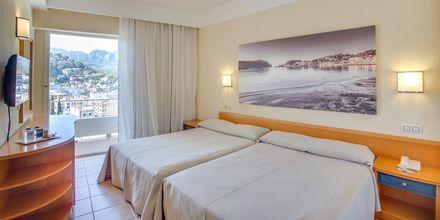 Superior-værelse på hotel Eden Nord i Puerto de Sóller, Mallorca.
