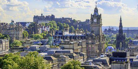 Weekend i Edinburgh!