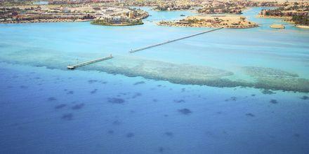 Hurghada, Egypten.