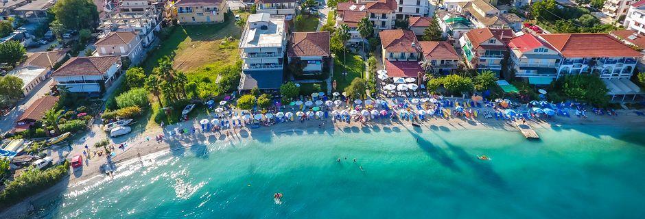 Hotel Elati på Lefkas i Grækenland.