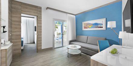 Suite på Elba Lanzarote Royal Village Resort, Lanzarote.