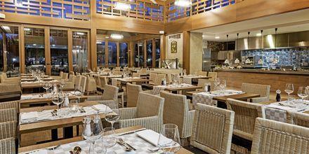 Restaurant La Braserie på Elba Lanzarote Royal Village Resort, Lanzarote.