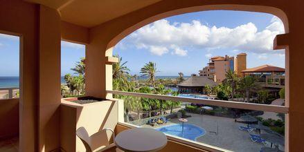 Elba Sara på Fuerteventura, De Kanariske Øer