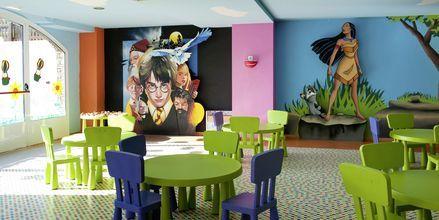 Hotellets børneklub på Elba Sara på Fuerteventura, De Kanariske Øer