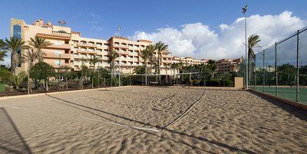 Beach Volley på Elba Sara på Fuerteventura, De Kanariske Øer