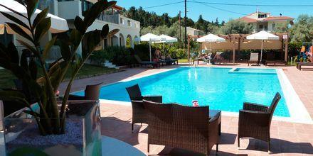 Pool på Elena i Lefkas, Grækenland