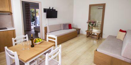 2-værelses lejlighed på Hotel Elia i Kato Stalos på Kreta, Grækenland.