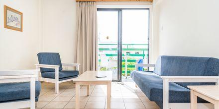 2-værelses lejligheder på Hotel Eligonia i Ayia Napa, Cypern