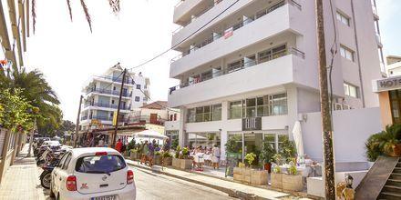 Hotel Elite på Rhodos i Grækenland.