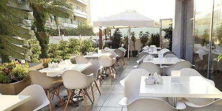 Restaurant på Hotel Elite på Rhodos i Grækenland.