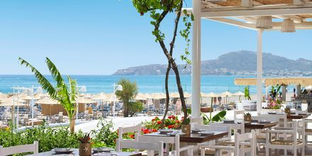 Baren på hotel Epsilon på Rhodos, Grækenland.