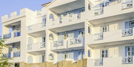 Hotel Erato i Karlovassi på Samos, Grækenland.