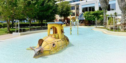 Børnepoolen på Esperides Beach Family Hotel på Rhodos, Grækenland.