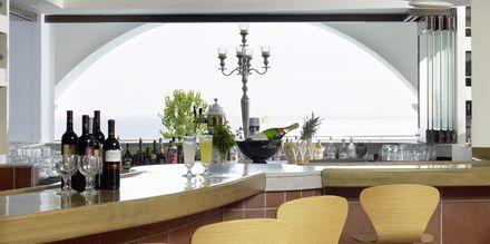 Bar på Hotel Esperos Mare på Rhodos, Grækenland