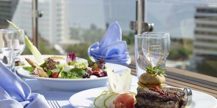 Buffetrestaurant på Hotel Esperos Mare på Rhodos, Grækenland