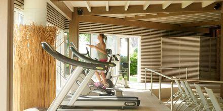 Fitnessfaciliteter på Hotel Esperos Mare på Rhodos, Grækenland