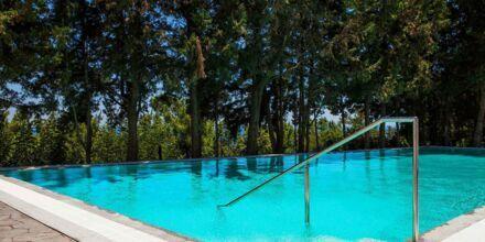 Dobbeltværelse med delt pool på Hotel Esperos Village Blue & Spa på Rhodos, Grækenland