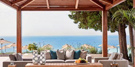 Restaurant på Hotel Esperos Village Blue & Spa på Rhodos.
