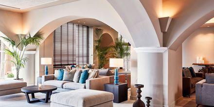 Lobby på Hotel Esperos Village Blue & Spa