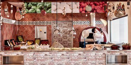 Restaurant på Hotel Esperos Village Blue & Spa