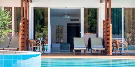 Superior-værelse på Hotel Esperos Village Blue & Spa på Rhodos, Grækenland