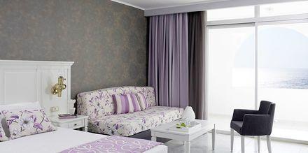 Dobbeltværelse på Hotel Esperos Village Blue & Spa på Rhodos, Grækenland