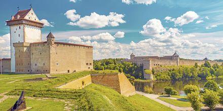 Narva i Estland.