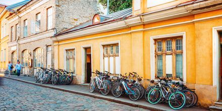 Tallinn i Estland,