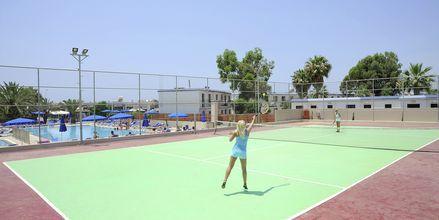 Tennis på Hotel EuroNapa i Ayia Napa, Cypern.