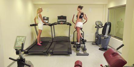 Fitness på Hotel EuroNapa i Ayia Napa, Cypern.