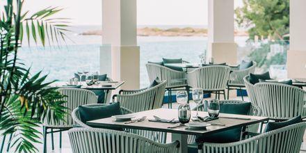 Buffetrestauranten på Hotel Europe Playa Marina på Mallorca, Spanien.