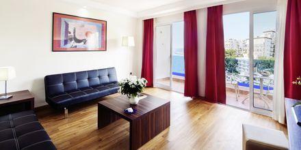 Junior-suite på Hotel Europe Playa Marina på Mallorca, Spanien.