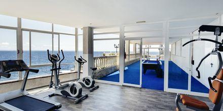 Fitness-faciliteter på Hotel Europe Playa Marina på Mallorca, Spanien.