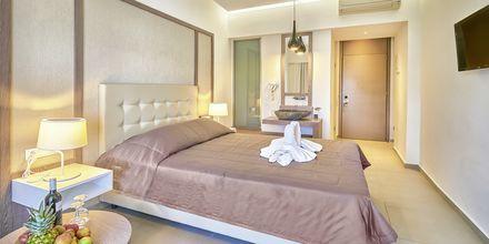 Renoverede dobbeltværelser på Eva Bay på Kreta