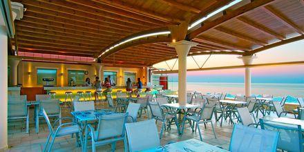 Bar på Eva Bay på Kreta