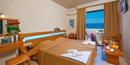 Dobbeltværelser på Eva Bay på Kreta