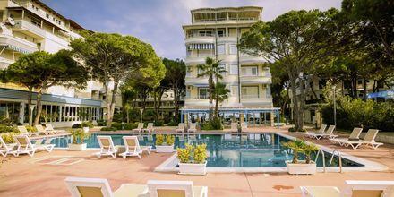 Lejlighedshotellet Fafa Apartments i Durres Riviera, Albanien