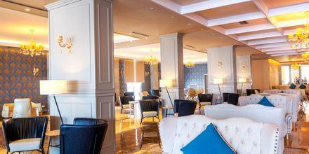 Hotel Fafa Grand Blue i Durres Riviera i Albanien.