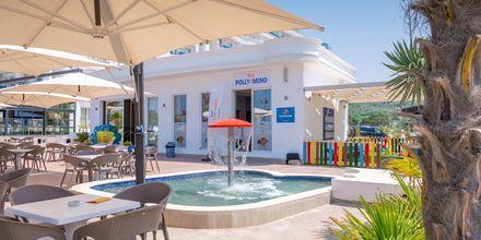 Børnepool på Hotel Fafa Grand Blue i Durres Riviera i Albanien.