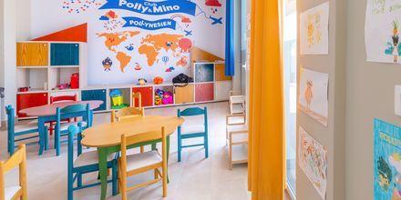 Club Polly & Mino på Hotel Fafa Grand Blue i Durres Riviera i Albanien.