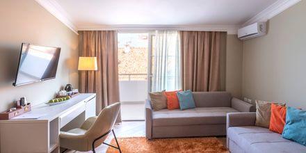 2-værelses lejlighed på Hotel Fafa Grand Blue i Durres Riviera i Albanien.