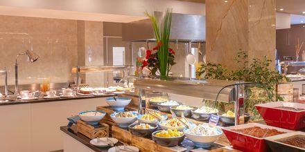 Restaurant på Hotel Fafa Grand Blue i Durres Riviera i Albanien.