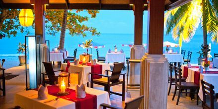 Restaurant på Fair House Villas & Spa på Koh Samui i Thailand.